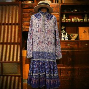 中目黒古着屋 minca | India Cotton Onepiece