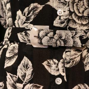 中目黒古着屋 minca | Flower Pattern Onepiece
