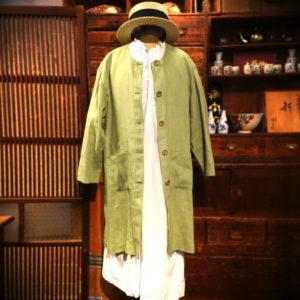 中目黒古着屋 minca | Linen Jacket