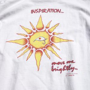 グレイトフル デッド【GRATEFUL DEAD】ヴィンテージ T シャツ ダンシング ベア【Inspiration Move Me Brightly】【1992s-】