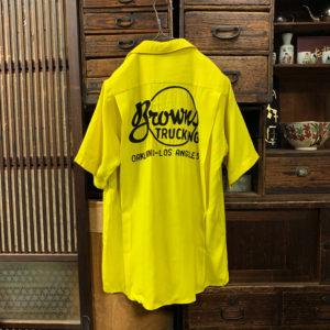 キングルイ ヴィンテージボーリングシャツ【King Louie】【1950's】Vintage Bowling Shirts