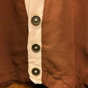 ヴィンテージ リブシャツ  フェイクレイヤード【1950's】【VEST-EEZ】Vintage Rib Shirts